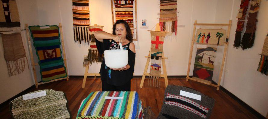 Certifican a participantes en taller de telar desarrollado por la Corporación de Cultura