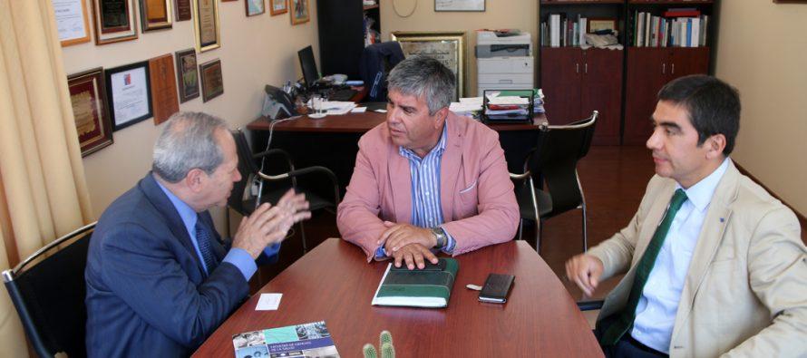 Municipalidad de Vicuña y Universidad Central extienden su convenio al ámbito de la salud