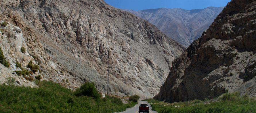 Analizan concreción del Túnel de Agua Negra y el tranvía de La Serena-Coquimbo