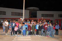 Deportistas vicuñenses viajan a Algarrobo para ser parte del campeonato Haciendo Amigos