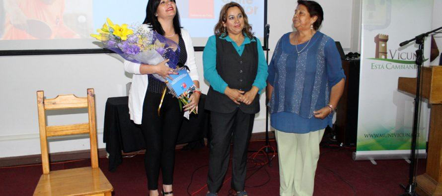 En Vicuña SENAMA realizó lanzamiento regional de Proyectos Autogestionados para Adultos Mayores