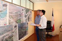 Ministerio de Vivienda y Urbanismo entrega estudio de riesgos para la comuna de Vicuña