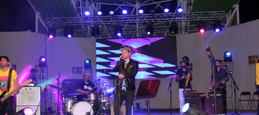 Guachupé hizo disfrutar a Vicuña en una nueva actividad del Festival ARC 2018