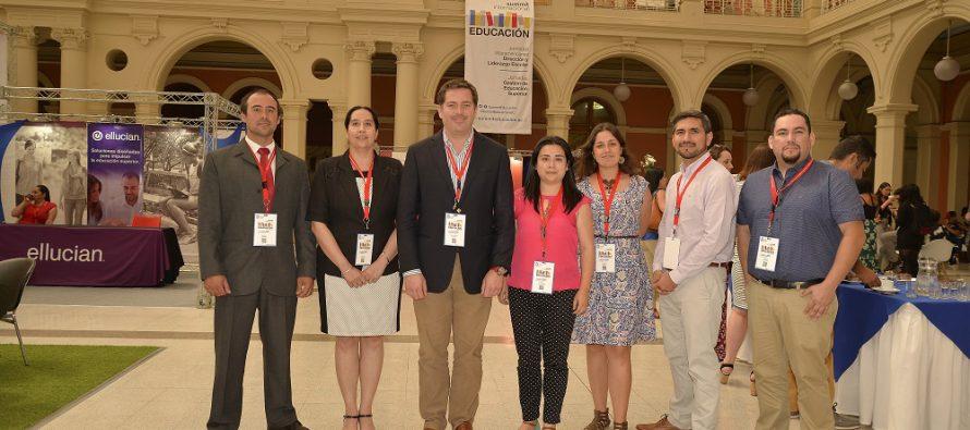 INACAP La Serena cumplió destacada participación en Summit Internacional de Educación UC 2018