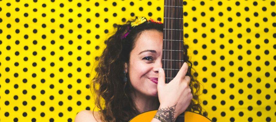 Cantautora serenense presentará adelanto de su 3er álbum en restaurant Chivato Negro de Vicuña