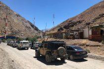 Turistas y autoridades trasandinas valoran estado de la ruta internacional en el Paso Agua Negra