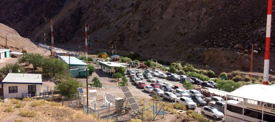 Complejo Fronterizo Agua Negra tendrá cambios por venida del Papa a Chile