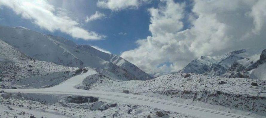 Cierran el Paso Internacional de Agua Negra por temporal de nieve