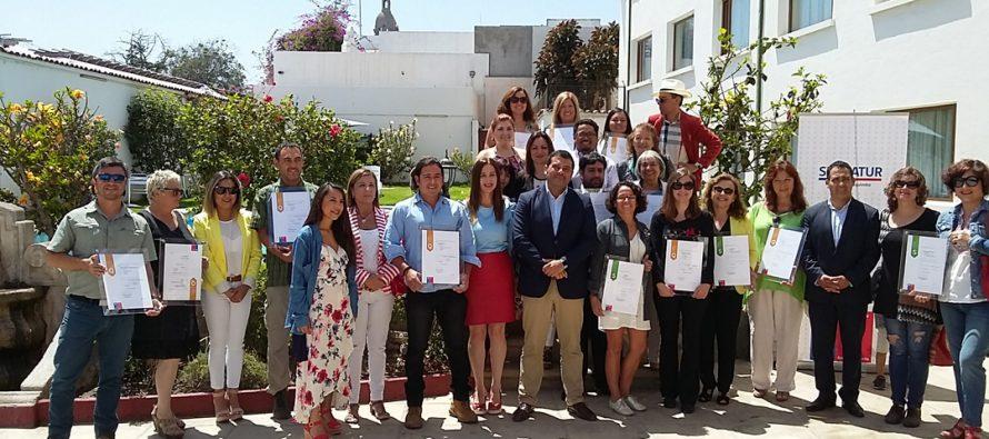 Tres empresas turísticas de Vicuña reciben certificaciones de calidad y sustentabilidad