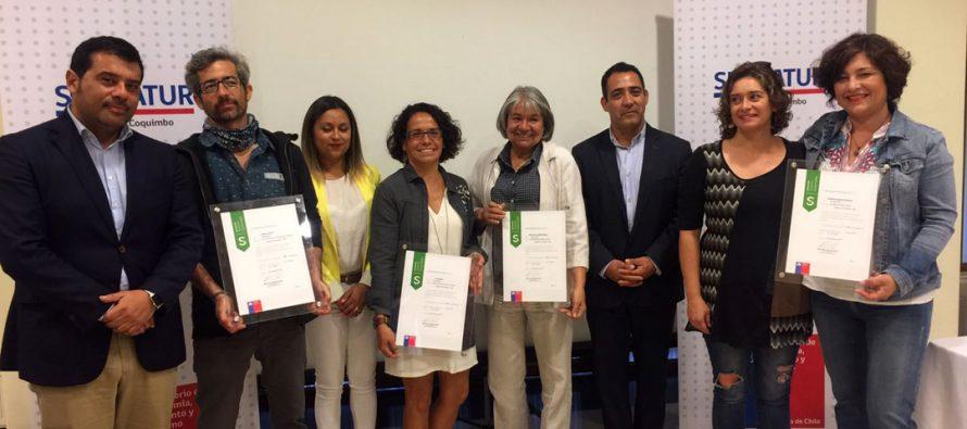 Empresas turísticas de Vicuña recibieron certificaciones de calidad y sustentabilidad