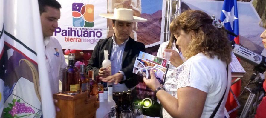 Paihuano muestra sus atributos en la Fiesta Nacional del Sol en San Juan