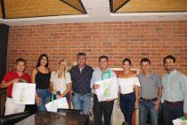 Los departamentos de Santa Lucia y Chimbas reafirman sus lazos con la comuna de Vicuña