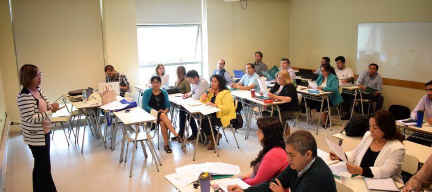 Académicos de INACAP La Serena participan de doctorado impartido por la Universidad Católica de Cuyo
