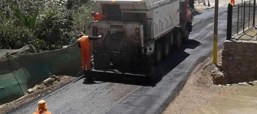 Anuncian extensión del corte de tránsito en el sector El Caracol de Calingasta