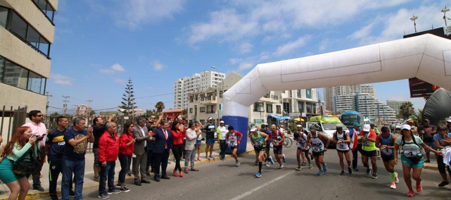 Entre La Serena, Vicuña y San Juan se vive la Maratón Extreme 506 K «Cruce a Los Andes 2018»