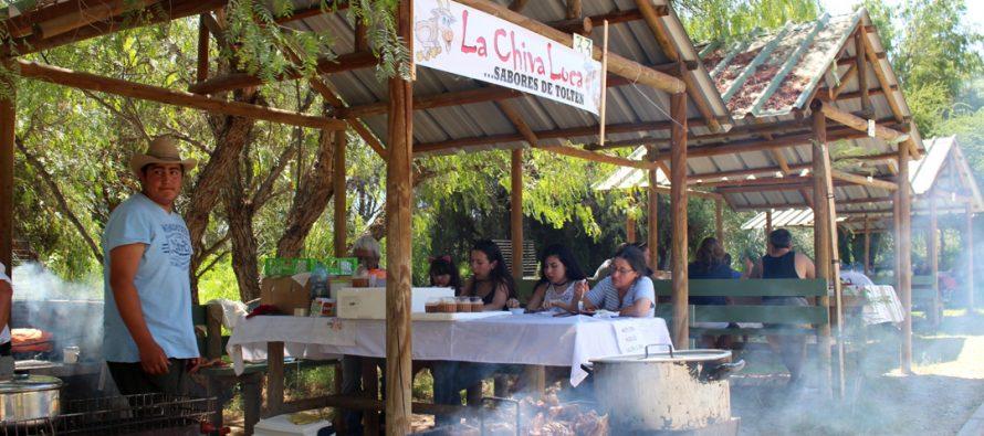 Rescatando las raíces elquinas se vivió una nueva versión de la Feria Rural Campesina en Vicuña