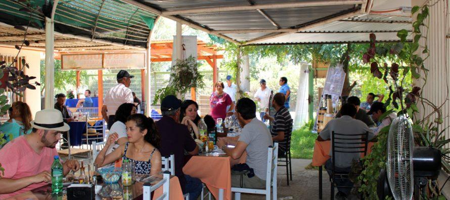 Elquinos y turistas disfrutaron de la 2da versión de la Fiesta Gastronómica del Cabrito