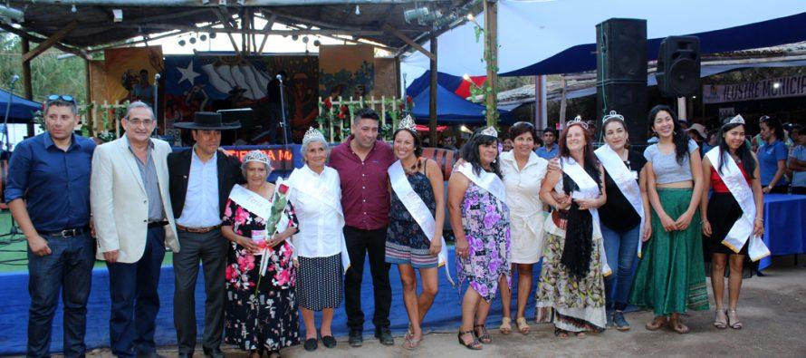 La XX Feria Costumbrista de Paihuano escogió a sus reinas 2018