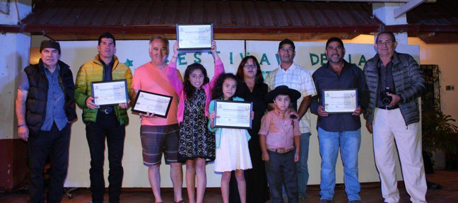 Festival de la Quebrada de Paihuano dejó sus primeros lugares en la comuna elquina