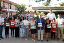 Libro Quiero Mi Barrio presenta un registro de todos los avances del programa en Vicuña