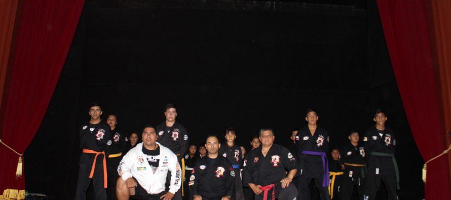 Realizan II versión del seminario de Kenpo Kárate y Muay Thai tradicional en Vicuña