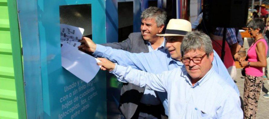 Ministerio del Medio Ambiente abre postulaciones para inédito fondo que promueve el reciclaje municipal y la educación ciudadana en esta materia