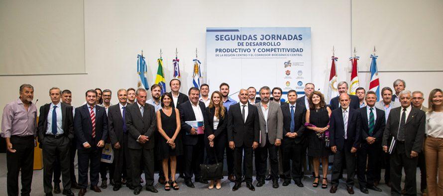 Empresarios del corazón productivo de Argentina diseñan plan para aprovechar potencial del Corredor Bioceánico