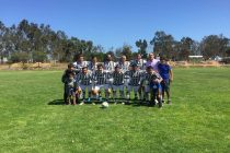 Destacan campaña en torneo regional del Club Deportivo Juventus de Vicuña