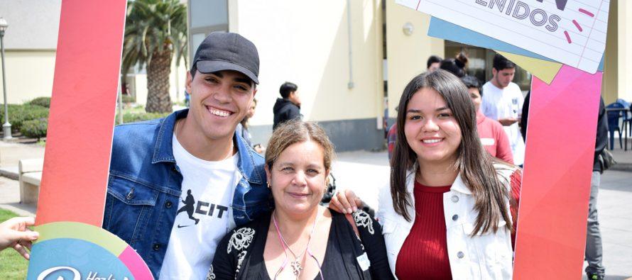 Más de dos mil nuevos estudiantes viven la Semana Cero en INACAP La Serena