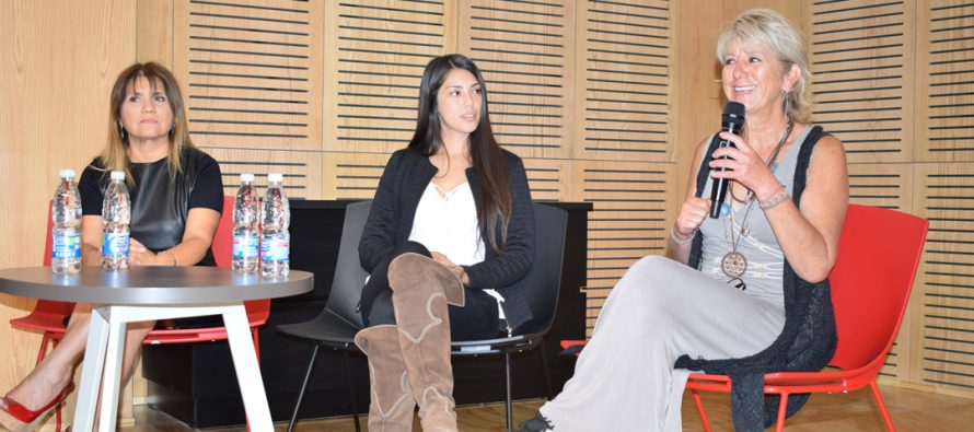 Con encuentro de emprendedoras INACAP y la Biblioteca Regional Gabriela Mistral celebraron el Día Internacional de la Mujer