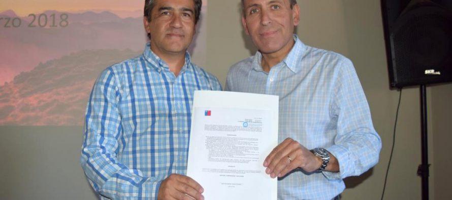 INDAP acredita a Cooperativa Capel como organización usuaria