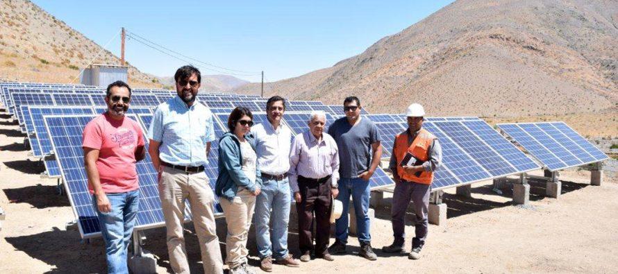 Proyecto fotovoltaico permite mejorar competitividad de Cooperativa Campesina La Viñita de Marquesa