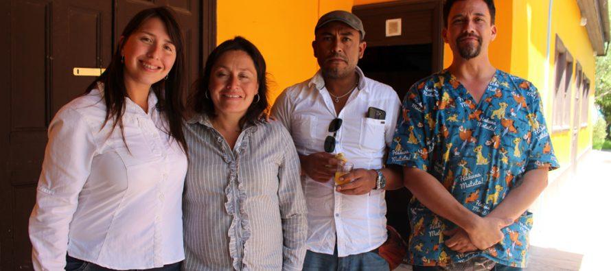 """Vicuña vivió su primer taller de participación ciudadana con respecto a la """"Ley Cholito"""""""