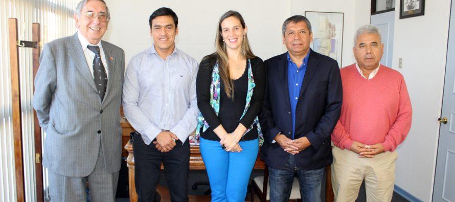 Presidentes de los partidos de Chile Vamos coordinan acciones con la Gobernadora de Elqui