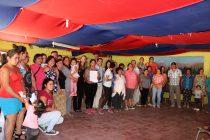 Familias de Horcón reciben Fondo de la Gobernación de Elqui para ahorro previo de sus viviendas