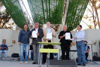 Firman propuestas para proteger los cielos de Vicuña y potenciar la educación astronómica
