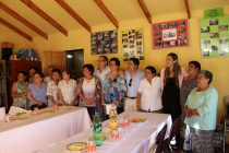 Gobernadora de la Provincia de Elqui compromete acciones en comuna de Paihuano