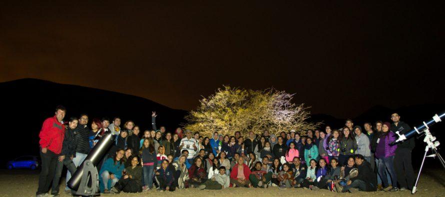 Invitan a participar de la Semana de las Estrellas  en Vicuña con diversas actividades