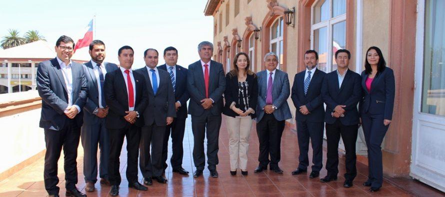 Intendenta y alcaldes abordan los principales desafíos de los municipios de la región