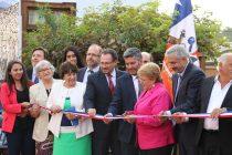 Presidenta Michele Bachelet inaugura la biblioteca regional Gabriela Mistral