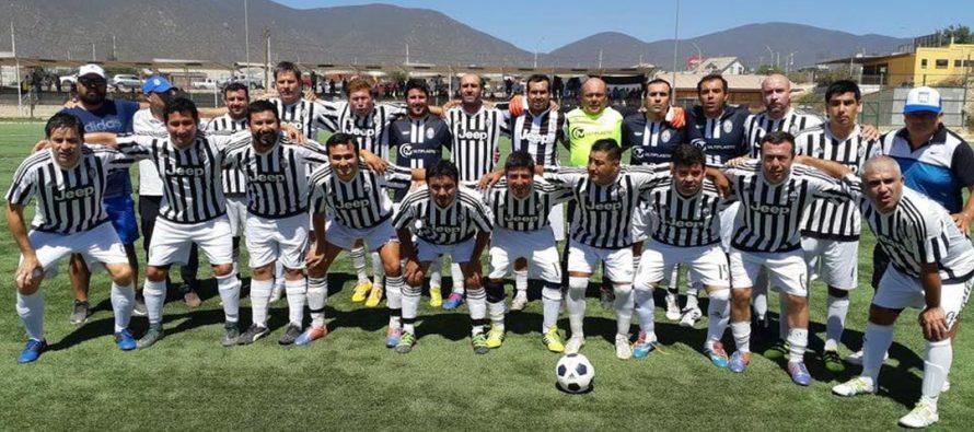 Juventus jugará final regional de ANFA luego de 19 años sin equipo de Vicuña en esas instancias