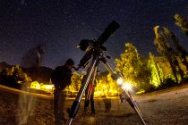 Paihuano comienza a vivir su Primer Congreso Nacional de Astronomía