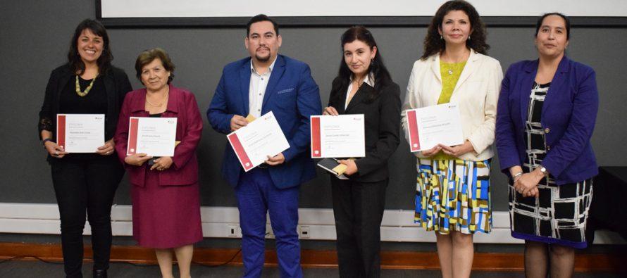 Con reconocimiento a profesores destacados Universidad INACAP da inicio a su año académico