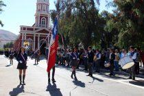 Con  la innovación metodológica del aprendizaje solidario liceo de Vicuña celebra 60 años de vida