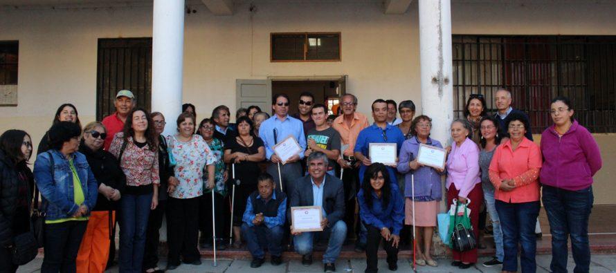 Agrupación Adisvi Sueño Colores de Vicuña celebró su 2do aniversario planteando desafíos