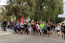 """Más de 1.000 personas se esperan para la carrera """"Eclipse de Colores Vicuña"""""""