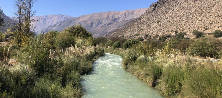 Aplicación busca mejorar la gestión hídrica de la cuenca del Río Elqui
