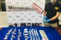 Realizan operativo antidrogas en dos sectores de la comuna de Vicuña
