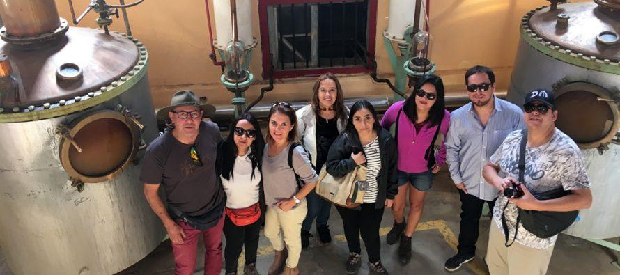 Nodo Valle de Elqui posiciona renovada oferta turística de Vicuña y Paihuano entre operadores nacionales