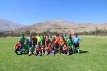 Municipios de Vicuña y Jáchal se reúnen una vez más en la integración deportiva